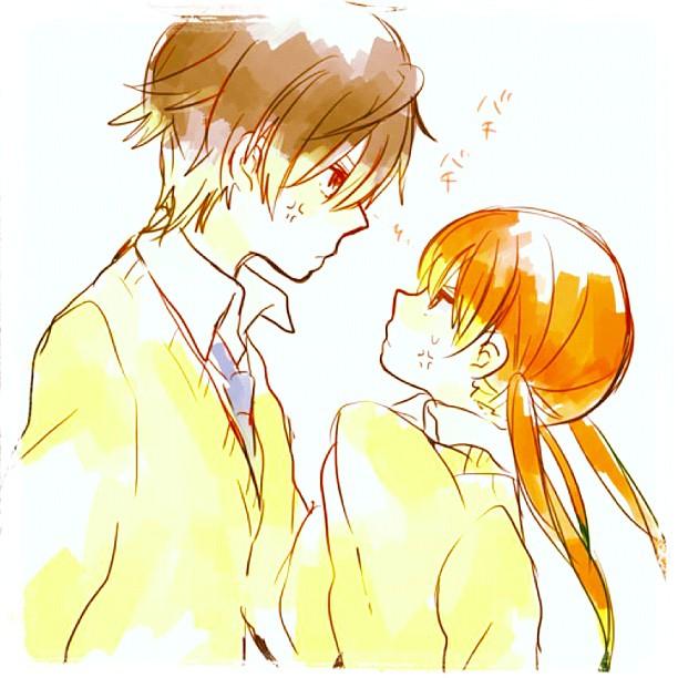 Anime&Manga Couples ~ Tonari.no.Kaibutsu-kun.full.1342731