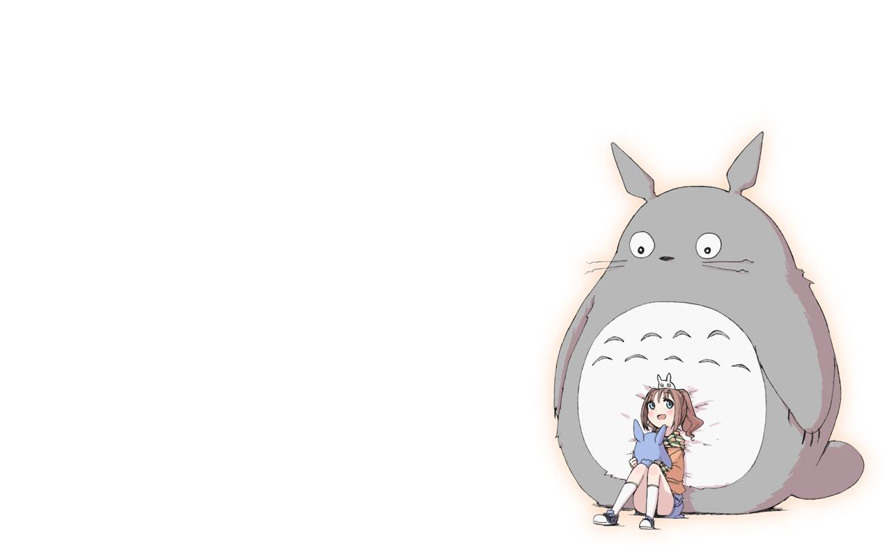 Tags Anime Studio Ghibli Tonari No Totoro Wallpaper My