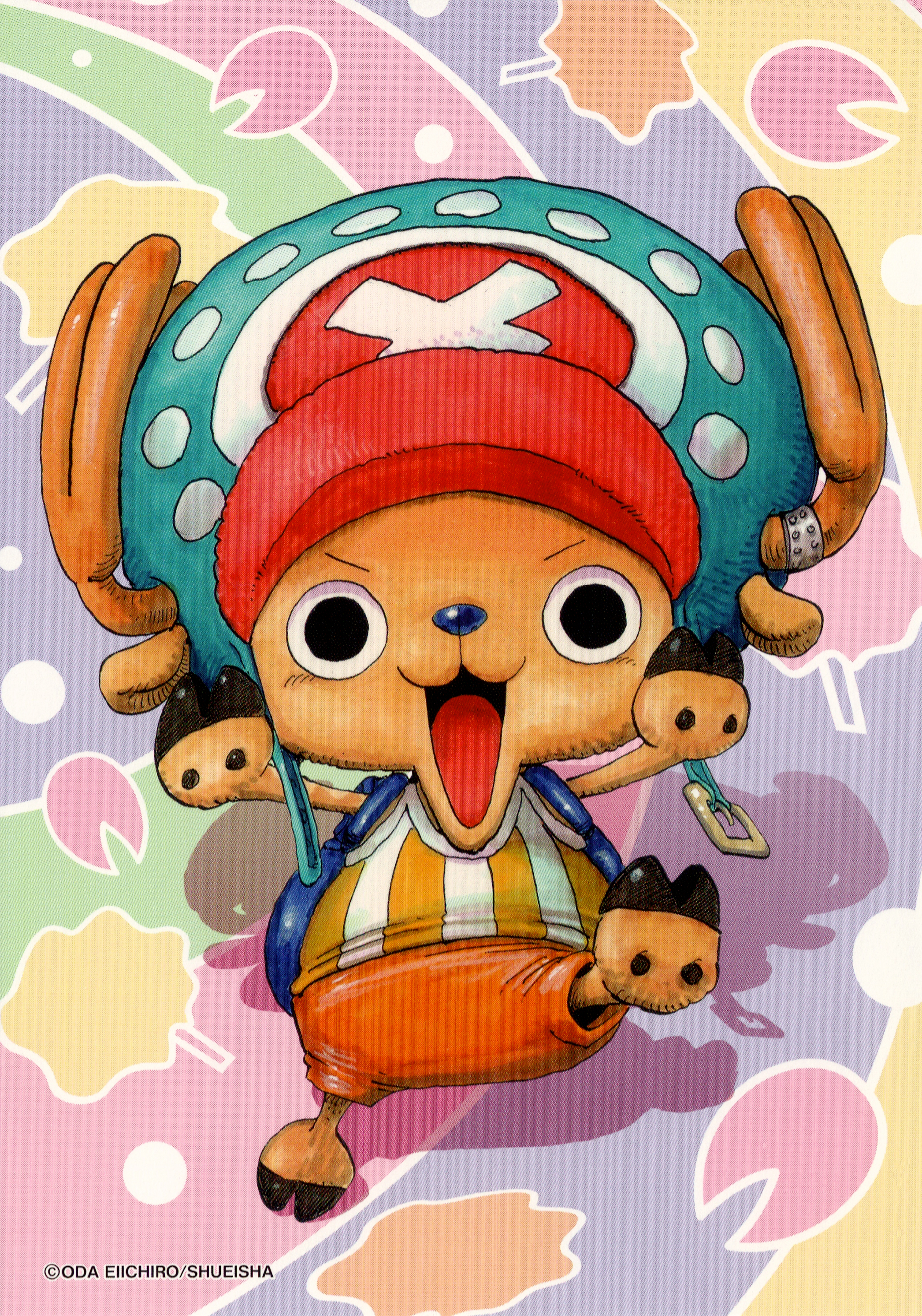 Tony Tony Chopper One Piece Zerochan Anime Image Board