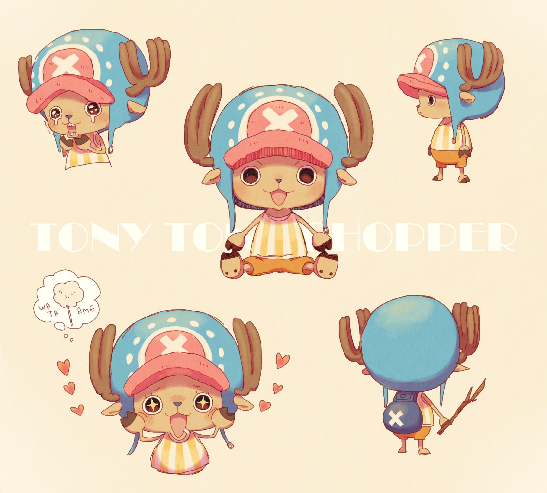 Tony Tony Chopper One Piece Zerochan Anime Image Board