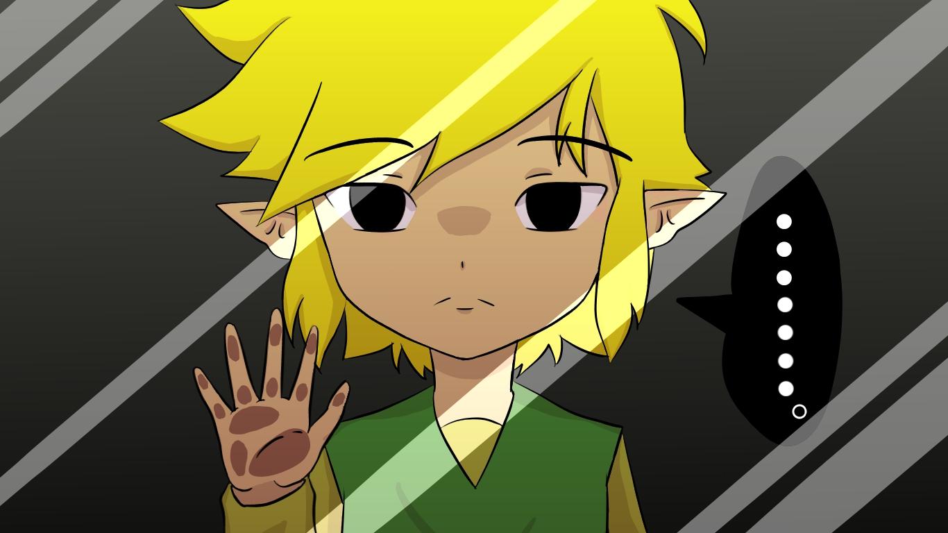 Toon Link Link Zerochan Anime Image Board