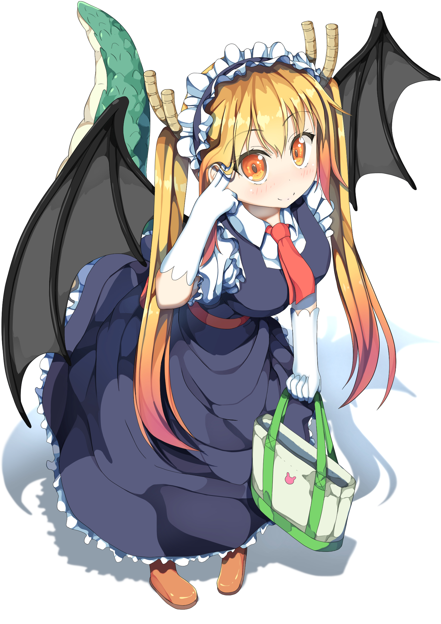 Maid dragon