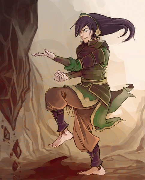 Avatar Fighting Game: Toph Bei Fong/#1325498