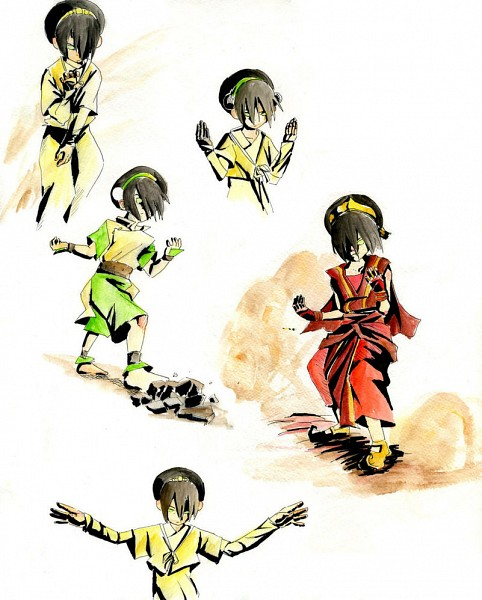 Avatar Fighting Game: Toph Bei Fong/#1325504