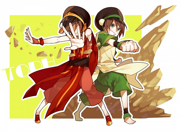 Avatar The Last Airbender Toph Nude - I