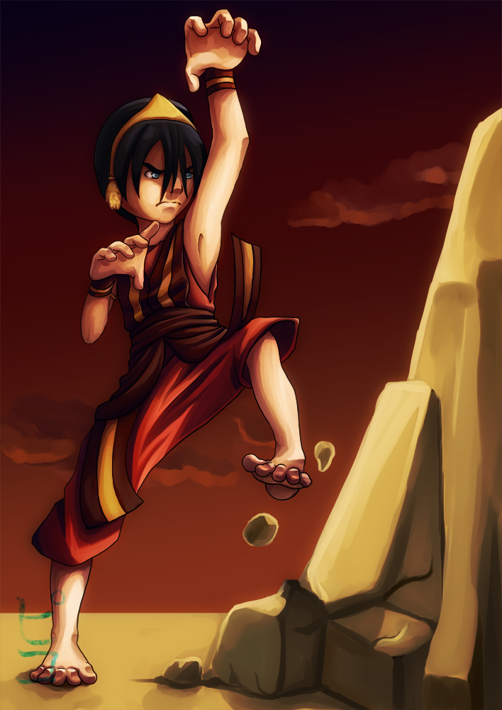 toph bei fong avatar the last airbender image 1152028