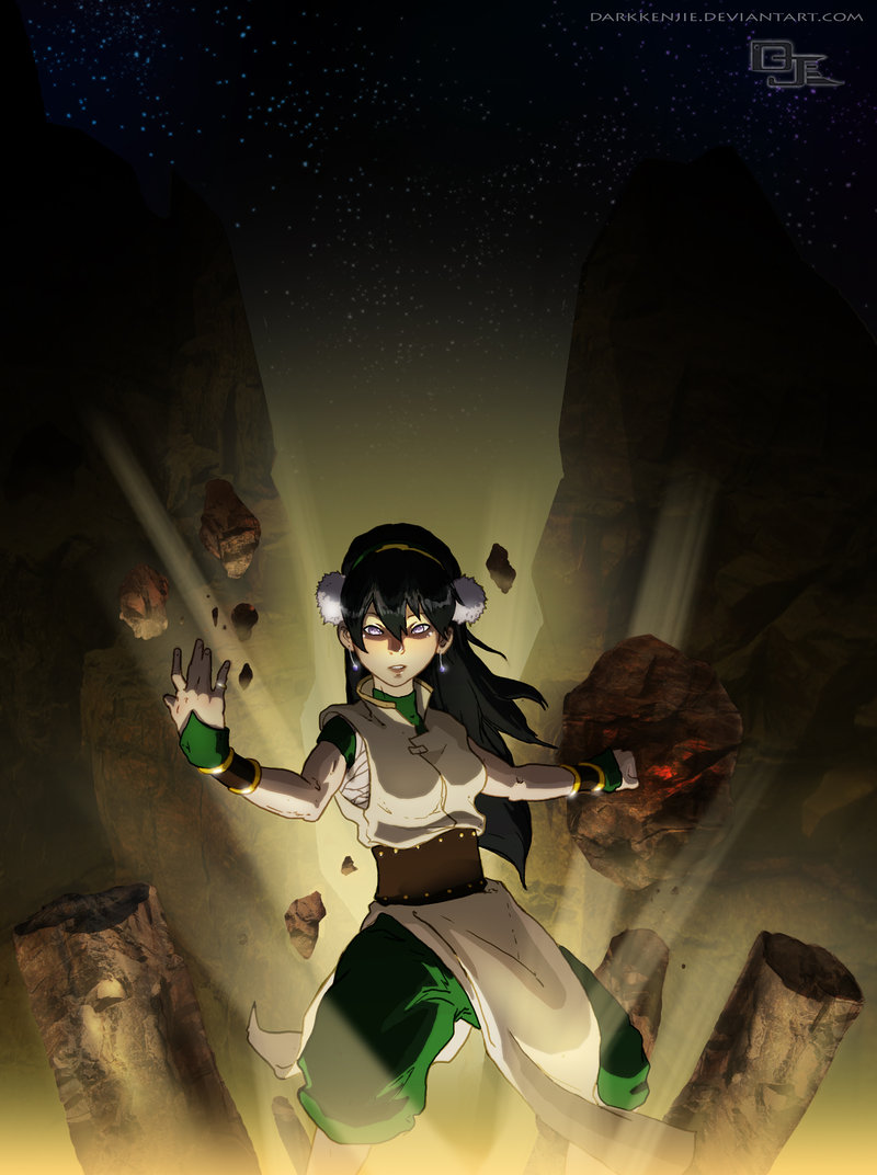 image Toph bei fong by awesomeartist sop