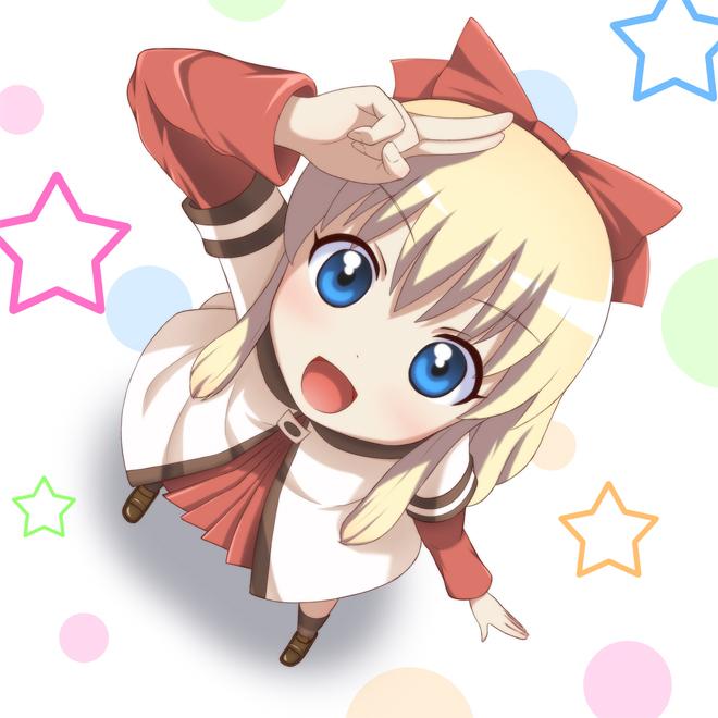 Tags: Anime, Mount Whip, Yuru Yuri, Toshinou Kyouko
