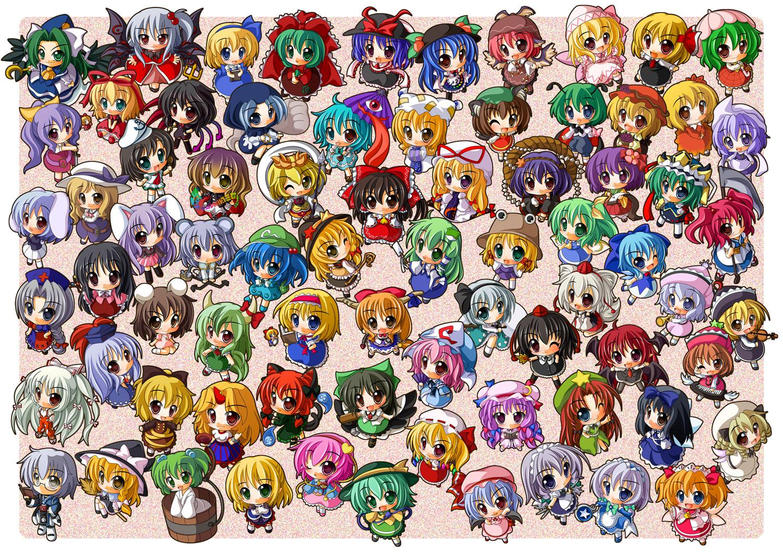 TouHou project  Onozuka Komachi  Wallpaper Engine