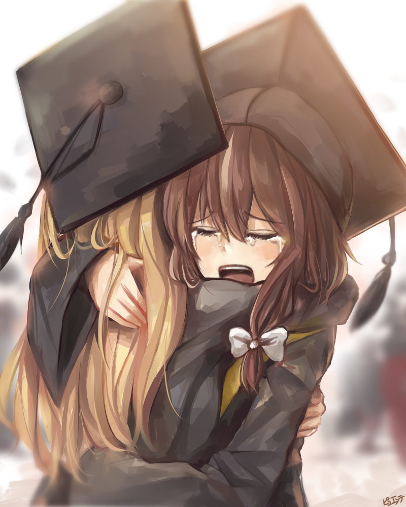 Graduation Hat - Zerochan Anime Image Board