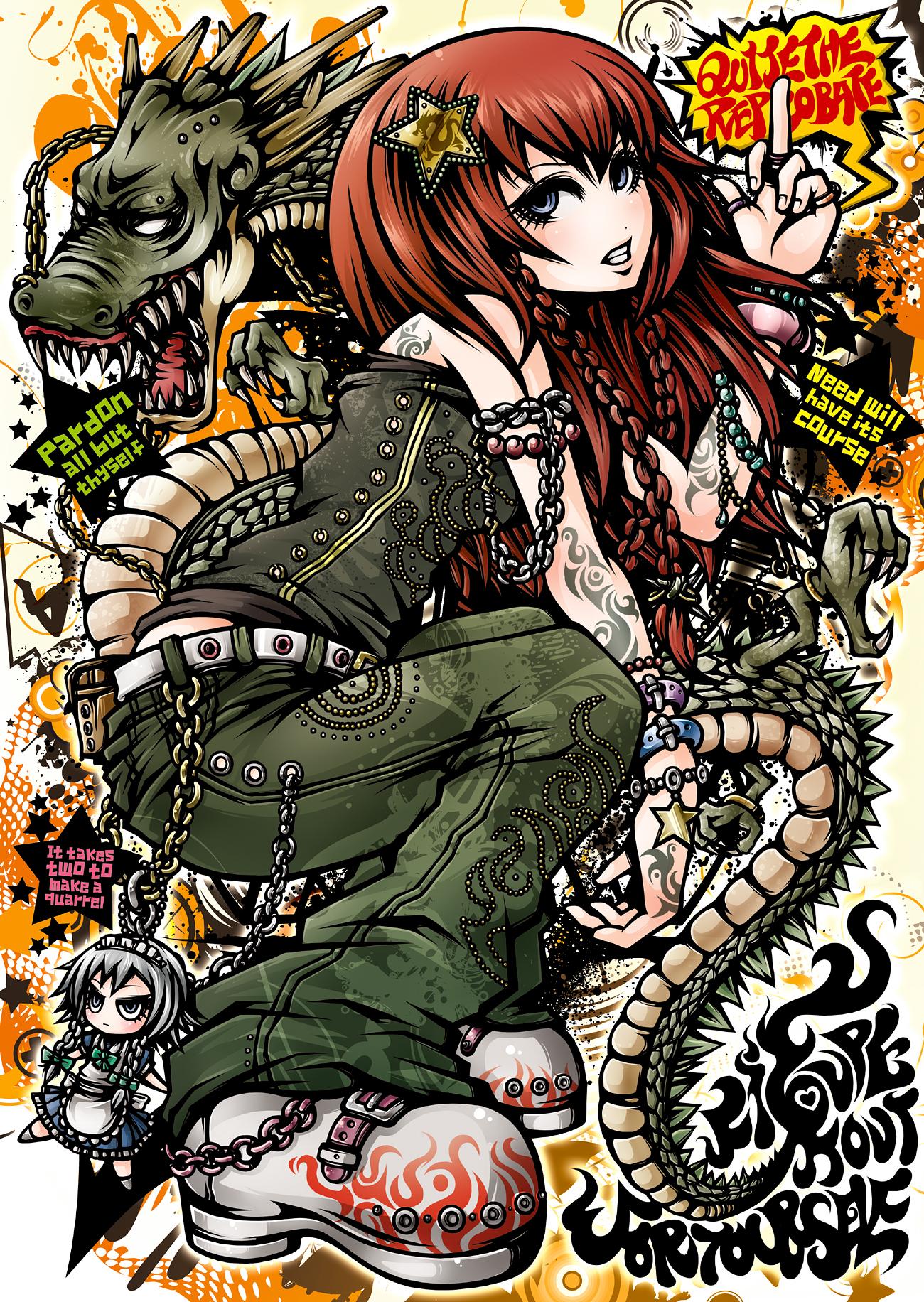 Project.C.K. - Zerochan Anime Image Board