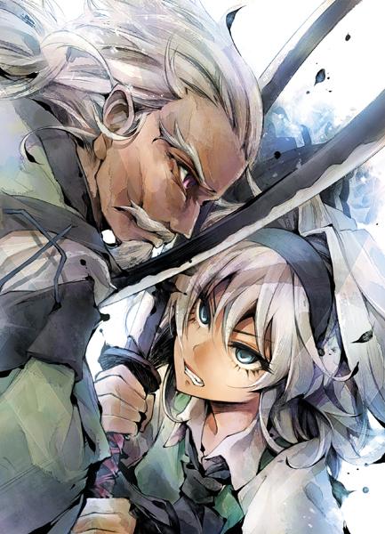 Tags: Anime, Dain, Touhou, Konpaku Youki, Konpaku Youmu, Comic Market, Comic Market 78, Mobile Wallpaper
