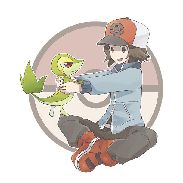 Touya (Pokémon) (Hilbert (pokémon)) Image #1046685 ...