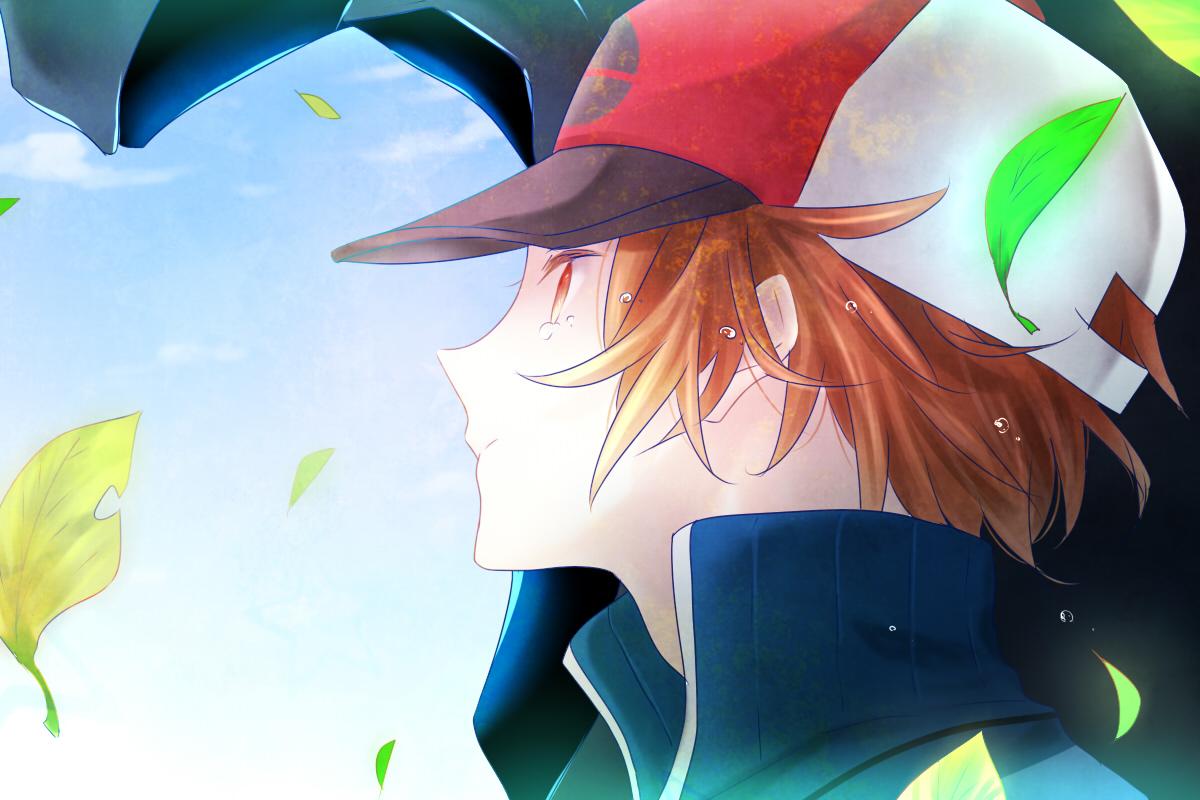 Touya (Pokémon) (Hilbert (pokémon)) Image #1178374 ...