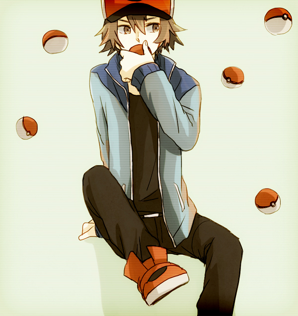 Touya (Pokémon) (Hilbert (pokémon)) - Zerochan Anime Image ...