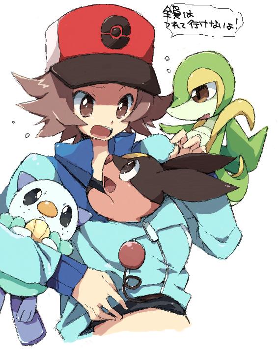 Touya (Pokémon)/#1193100 - Zerochan