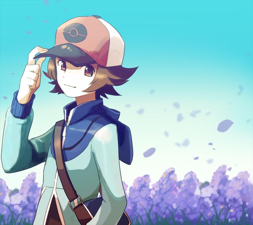 Touya (Pokémon)/#1419091 - Zerochan