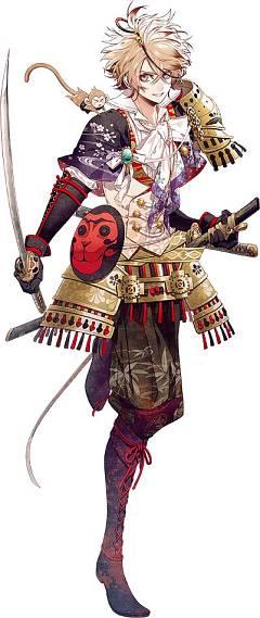Toyotomi Hideyoshi (Sengoku Night Blood)