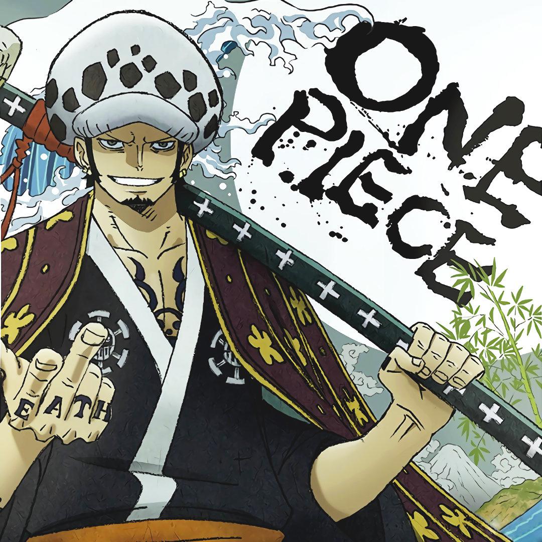 Trafalgar Law One Piece Image 2821631 Zerochan Anime Image