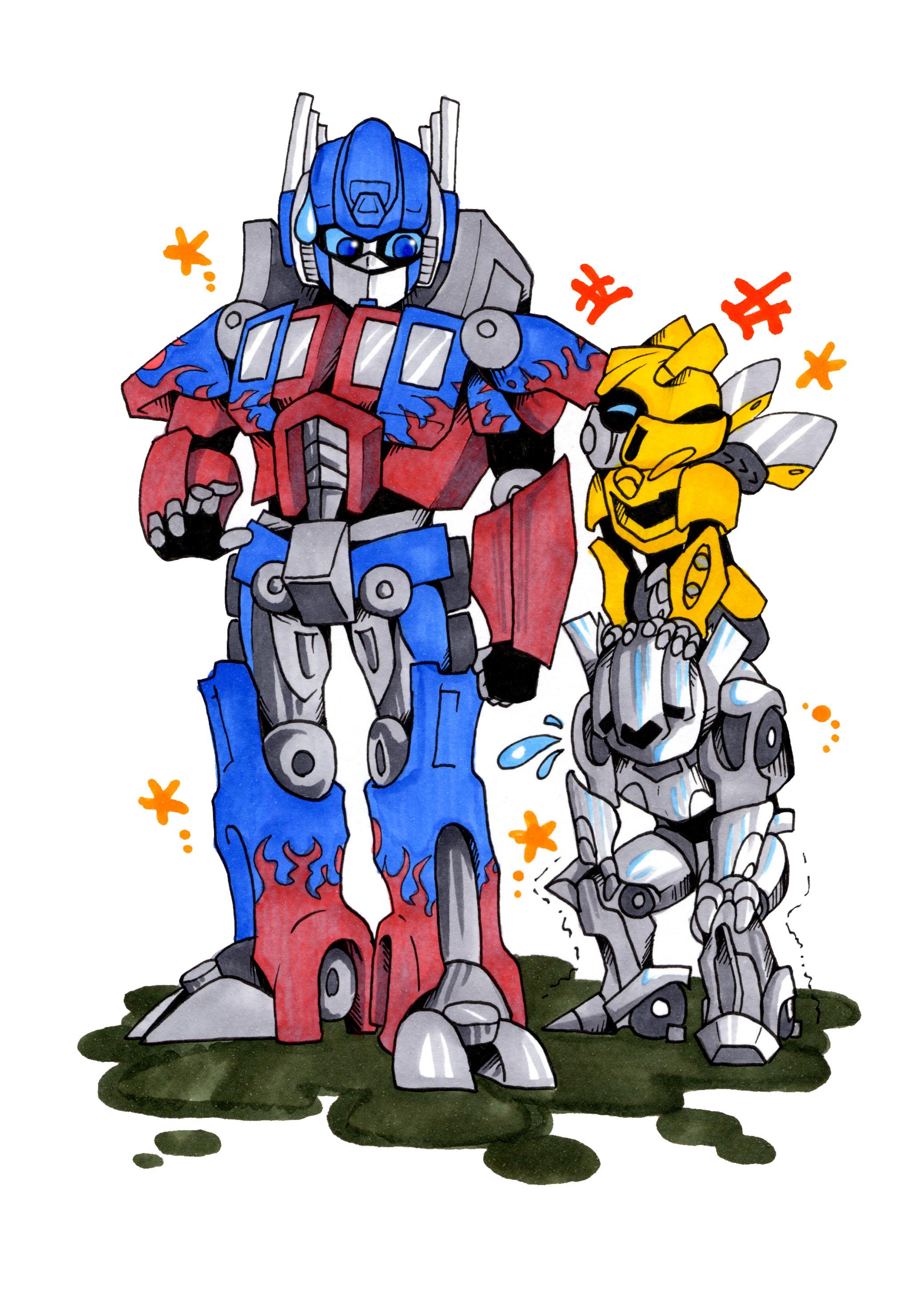 optimus prime fanart zerochan anime image board