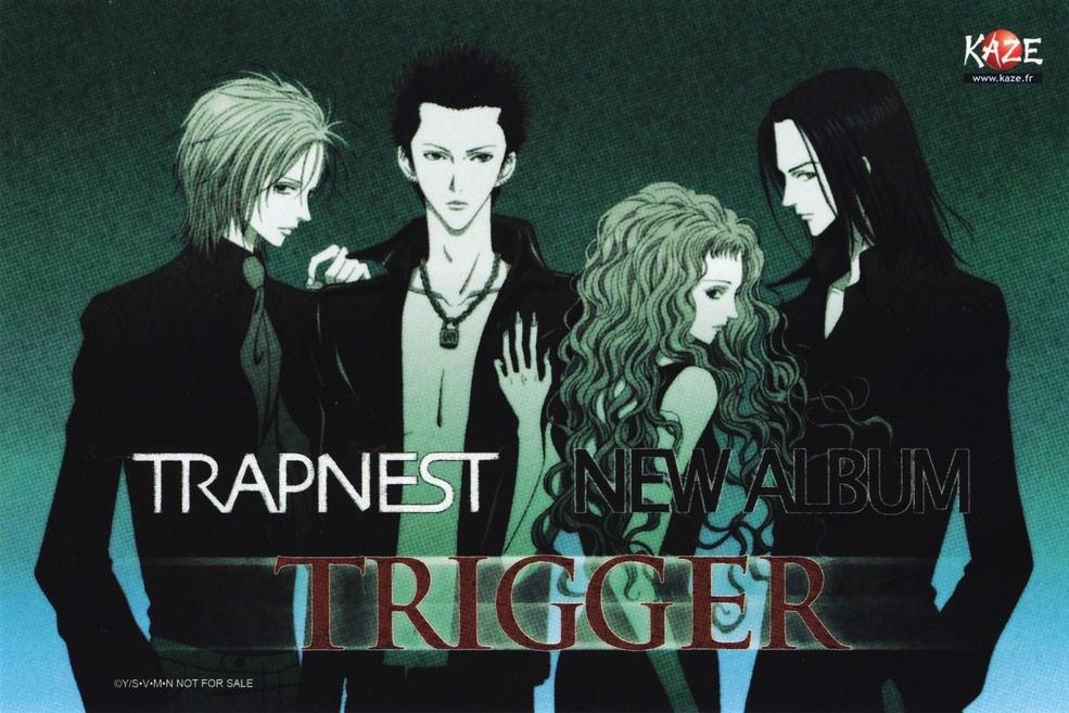 Trapnest - NANA (Series) - Image #922155 - Zerochan Anime ...