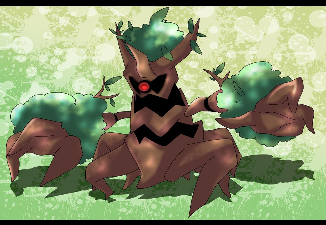 trevenant pokemon MEMEs