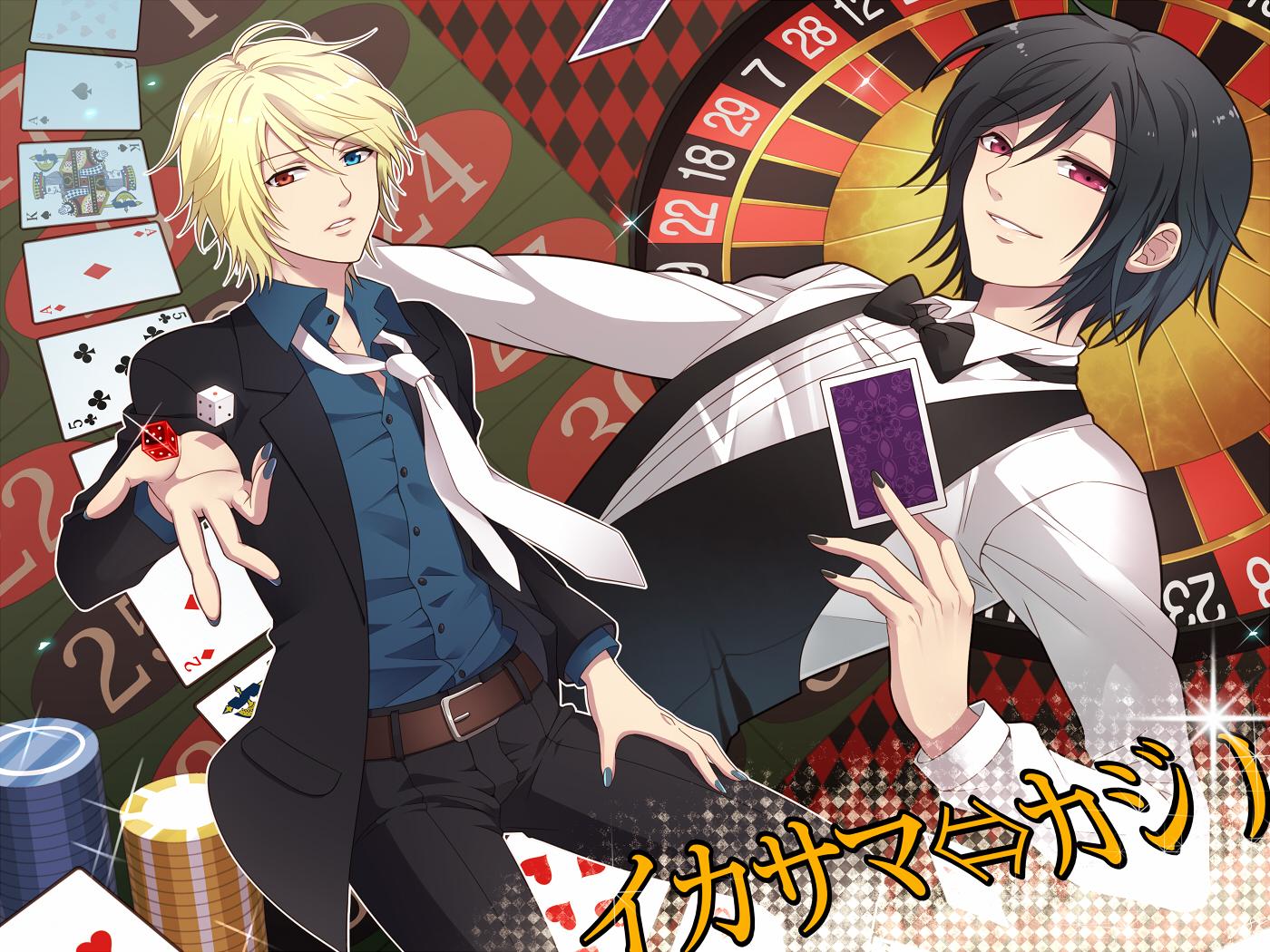 Gambling Anime