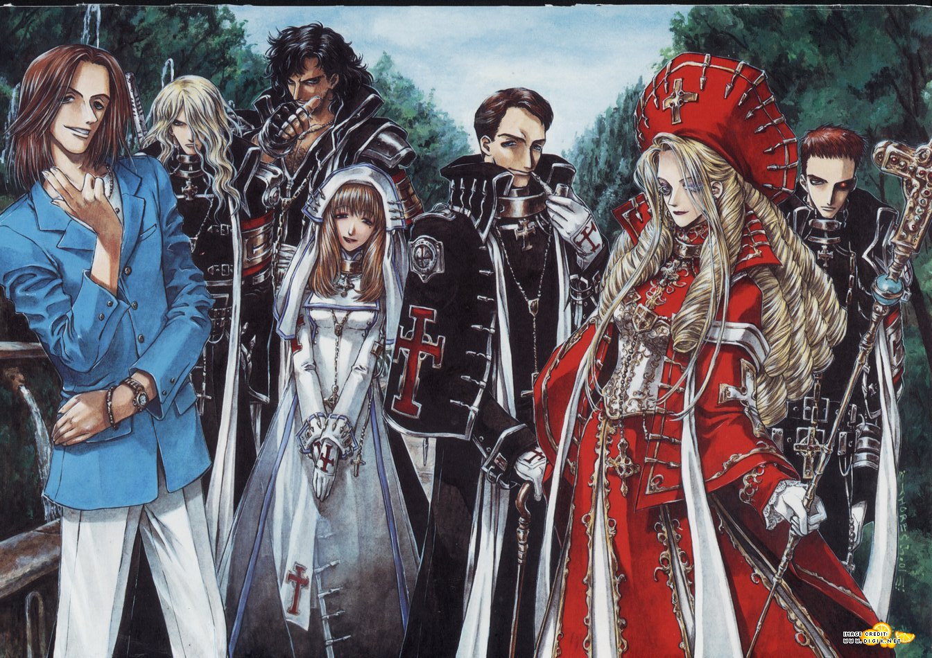 Trinity.Blood.full.86165 - William And Kate Marriage