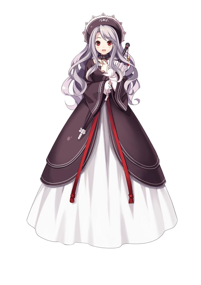 Maid in white fluffy marabou heels ii - 1 7