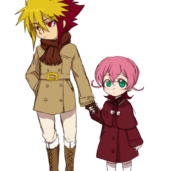 Tags: Anime, Pixiv Id 309445, Yu-Gi-Oh! ZEXAL, Yu-Gi-Oh!, IV (Yu-Gi-Oh! ZEXAL), III (Yu-Gi-Oh! ZEXAL), Tron Family, Vetrix Family
