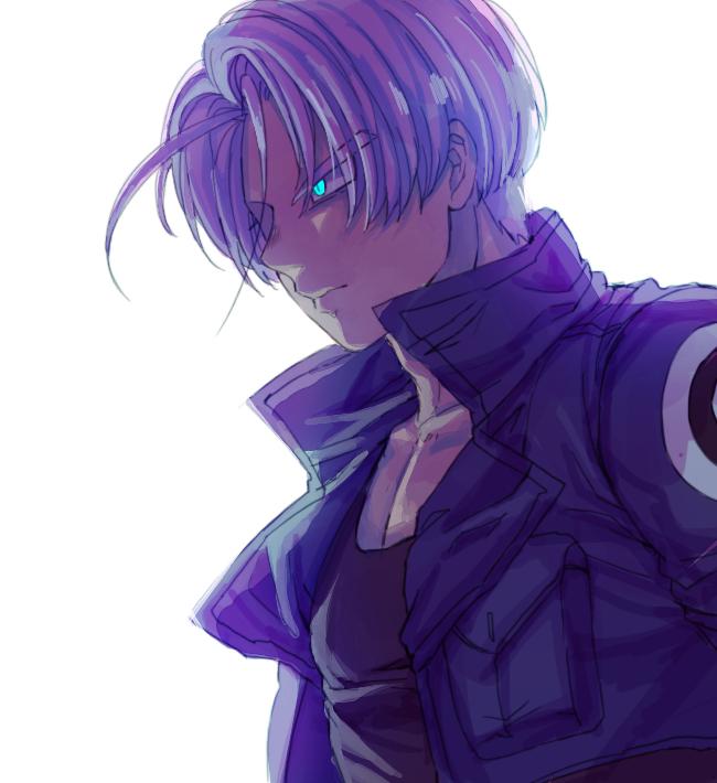 Tags: Anime, Pixiv Id 12134599, DRAGON BALL, DRAGON BALL Z, Trunks Briefs, Pixiv, Fanart From Pixiv, Fanart, PNG Conversion