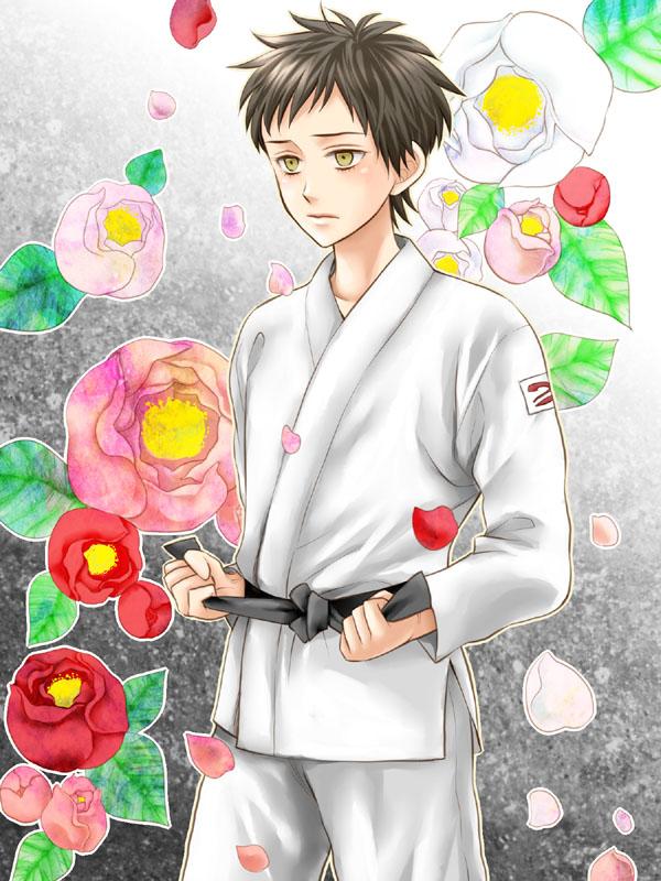 Tags: Anime, Pixiv Id 3230774, SKET Dance, Tsubaki Sasuke, Gi, Fanart From Pixiv, Pixiv, Fanart