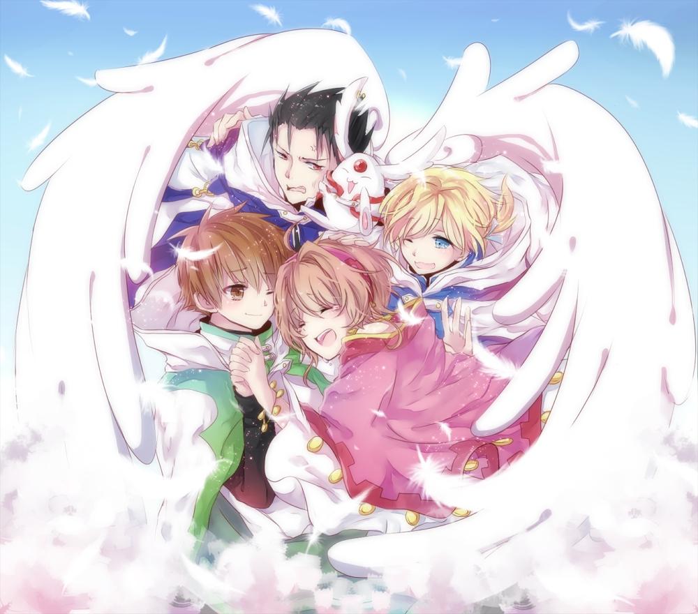 Tags Anime Tsubasa Reservoir Chronicle Fanart Fay D: Tsubasa: RESERVoir CHRoNiCLE Image #1761970
