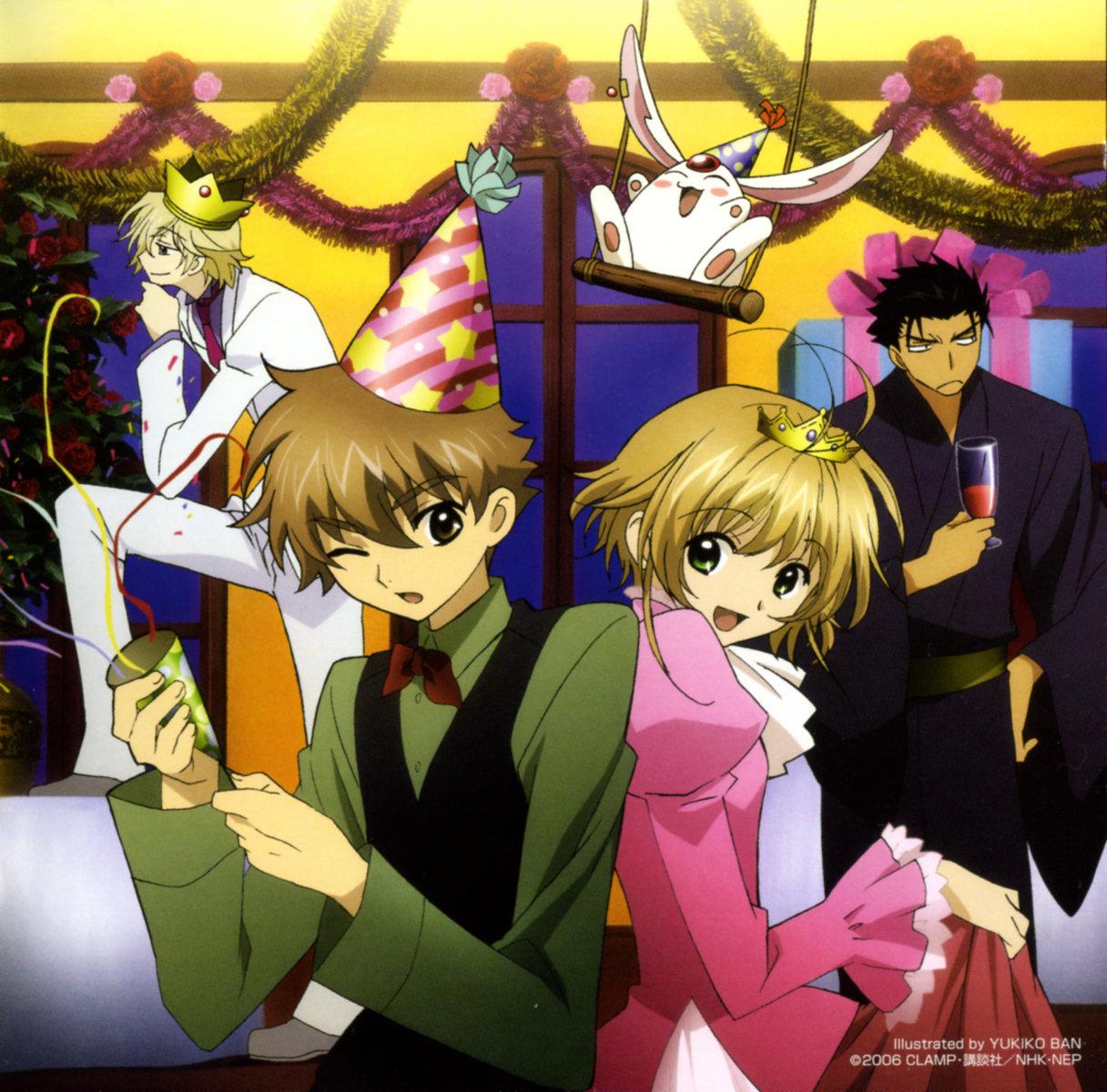 Tsubasa Reservoir Chronicle Mokona Sakura Kinomoto: Tsubasa: RESERVoir CHRoNiCLE/#352978