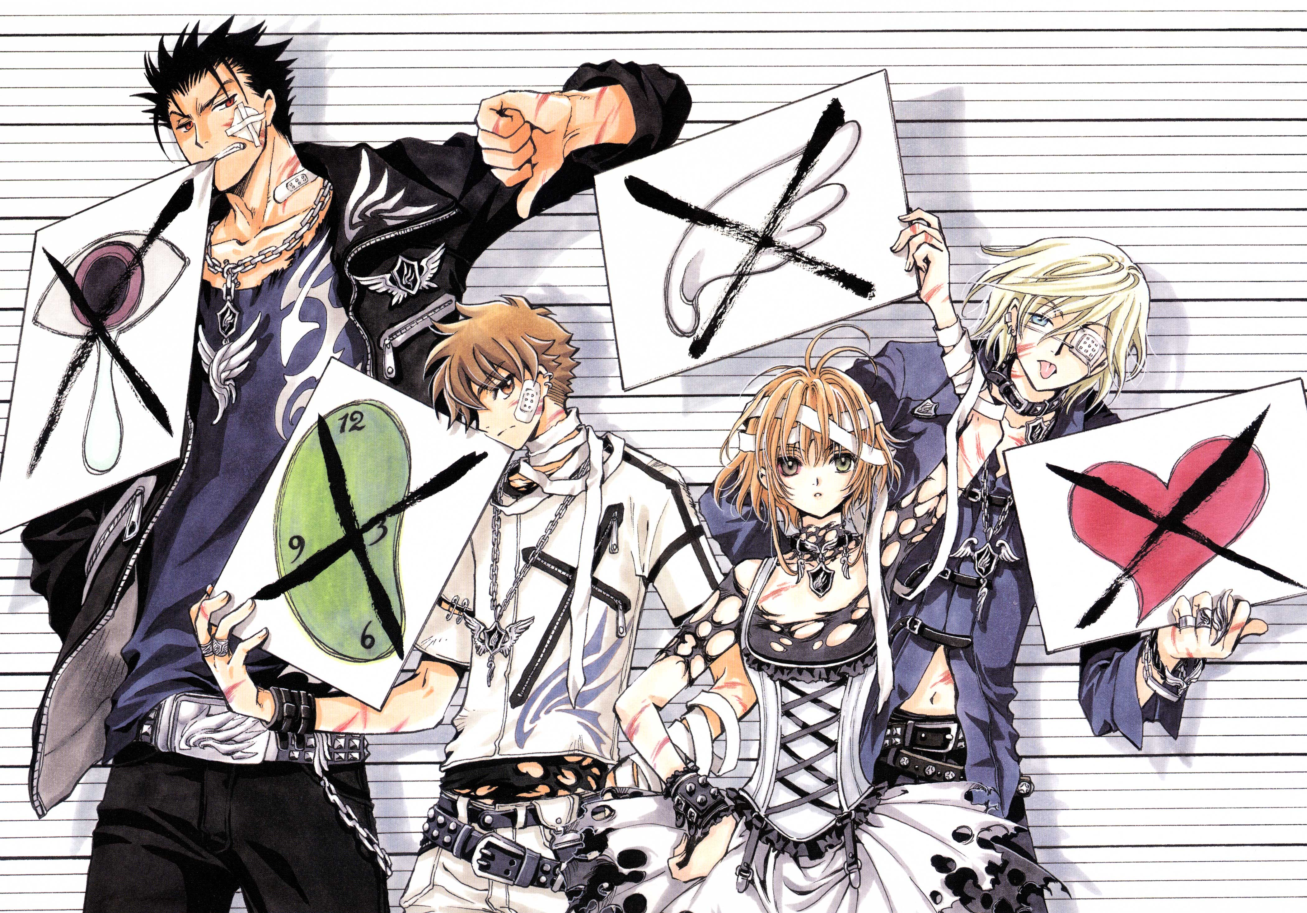 Hit or Miss? Version manga - animé - Page 5 Tsubasa%3A.RESERVoir.CHRoNiCLE.full.356274