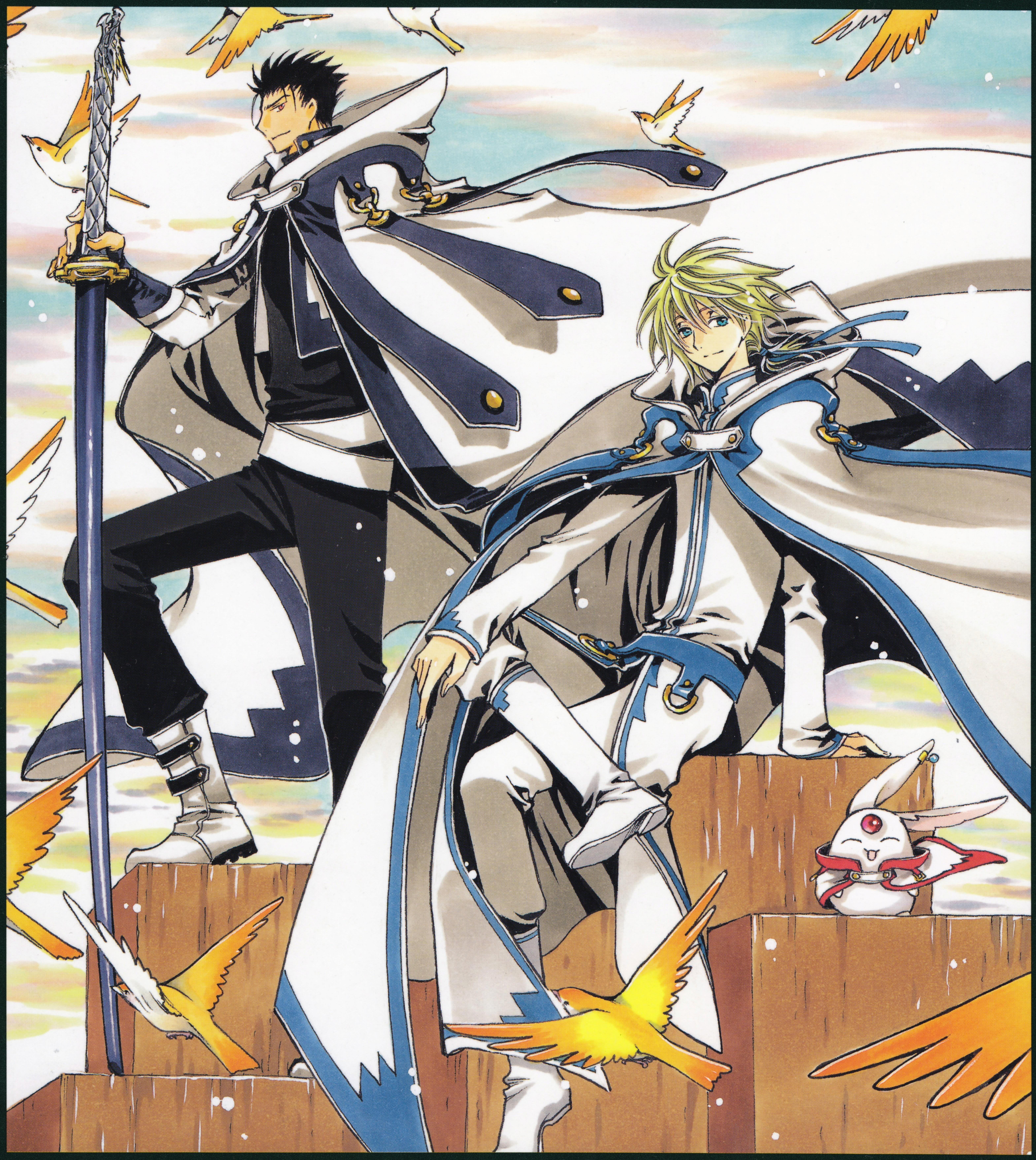 Tsubasa: RESERVoir CHRoNiCLE/#377520