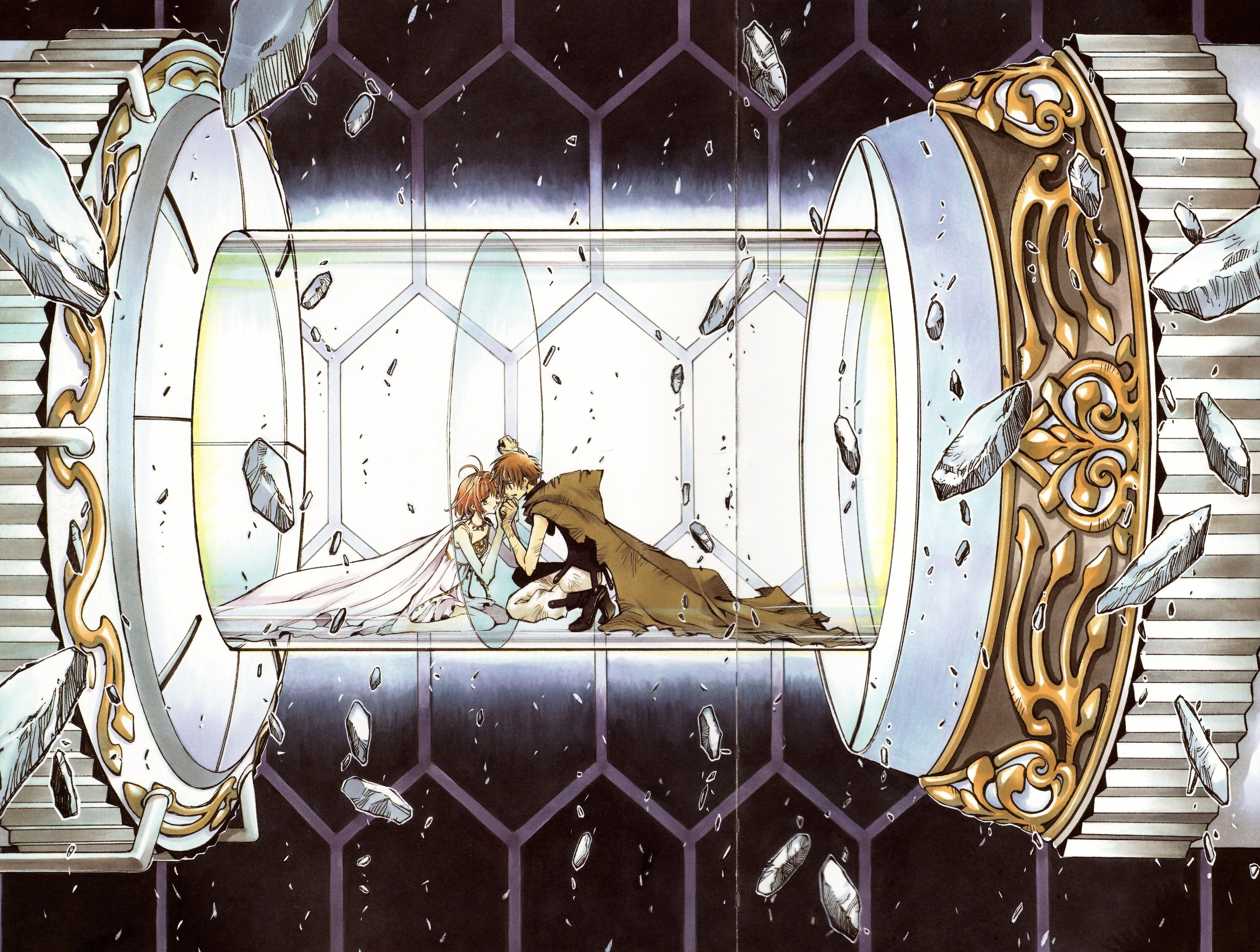 Tsubasa: RESERVoir CHRoNiCLE - CLAMP - Zerochan Anime Image