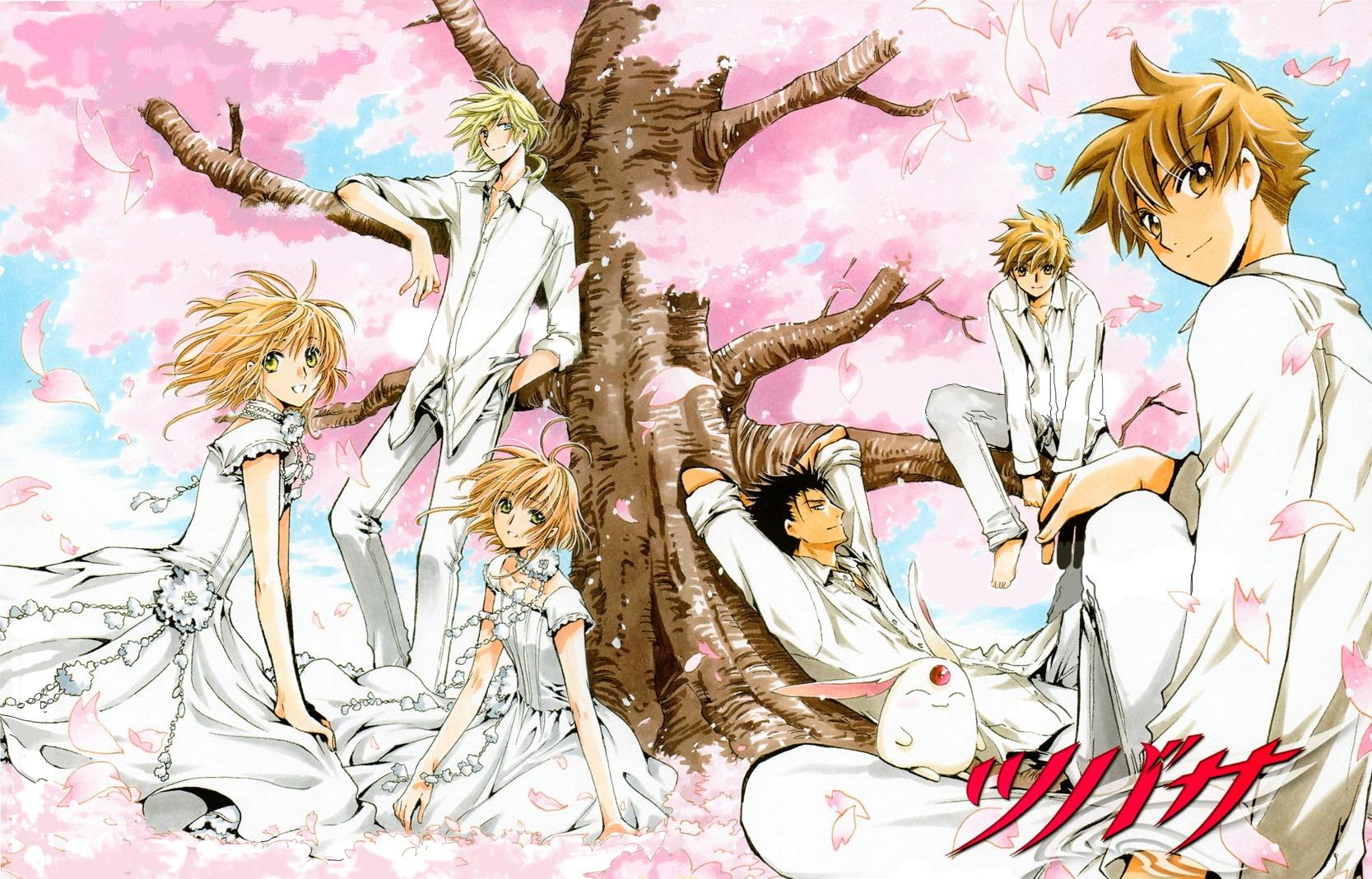 Tsubasa: reservoir chronicle clamp zerochan anime image board.
