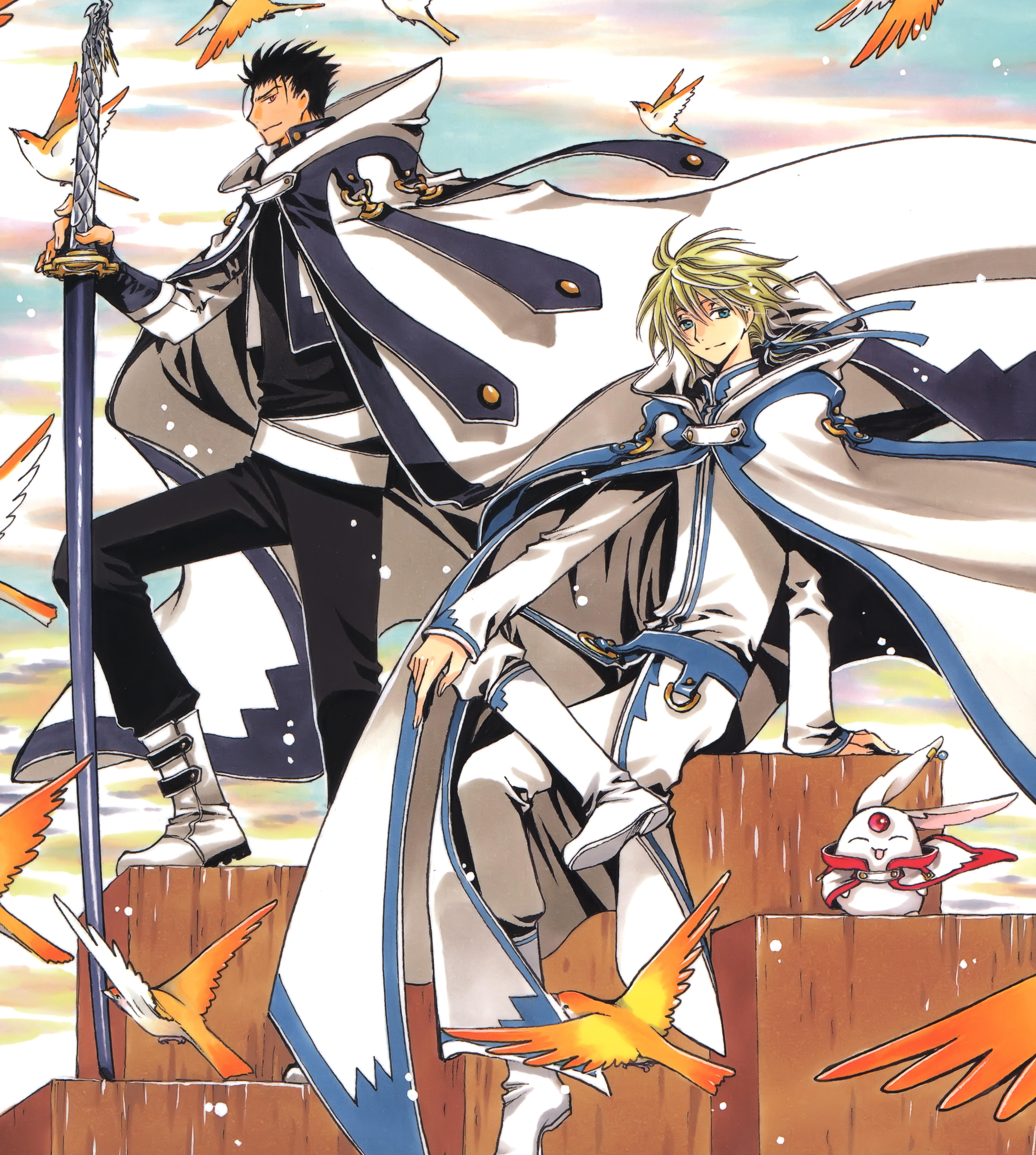 Arashi Tsubasa Reservoir Chronicle: Tsubasa: RESERVoir CHRoNiCLE/#74420