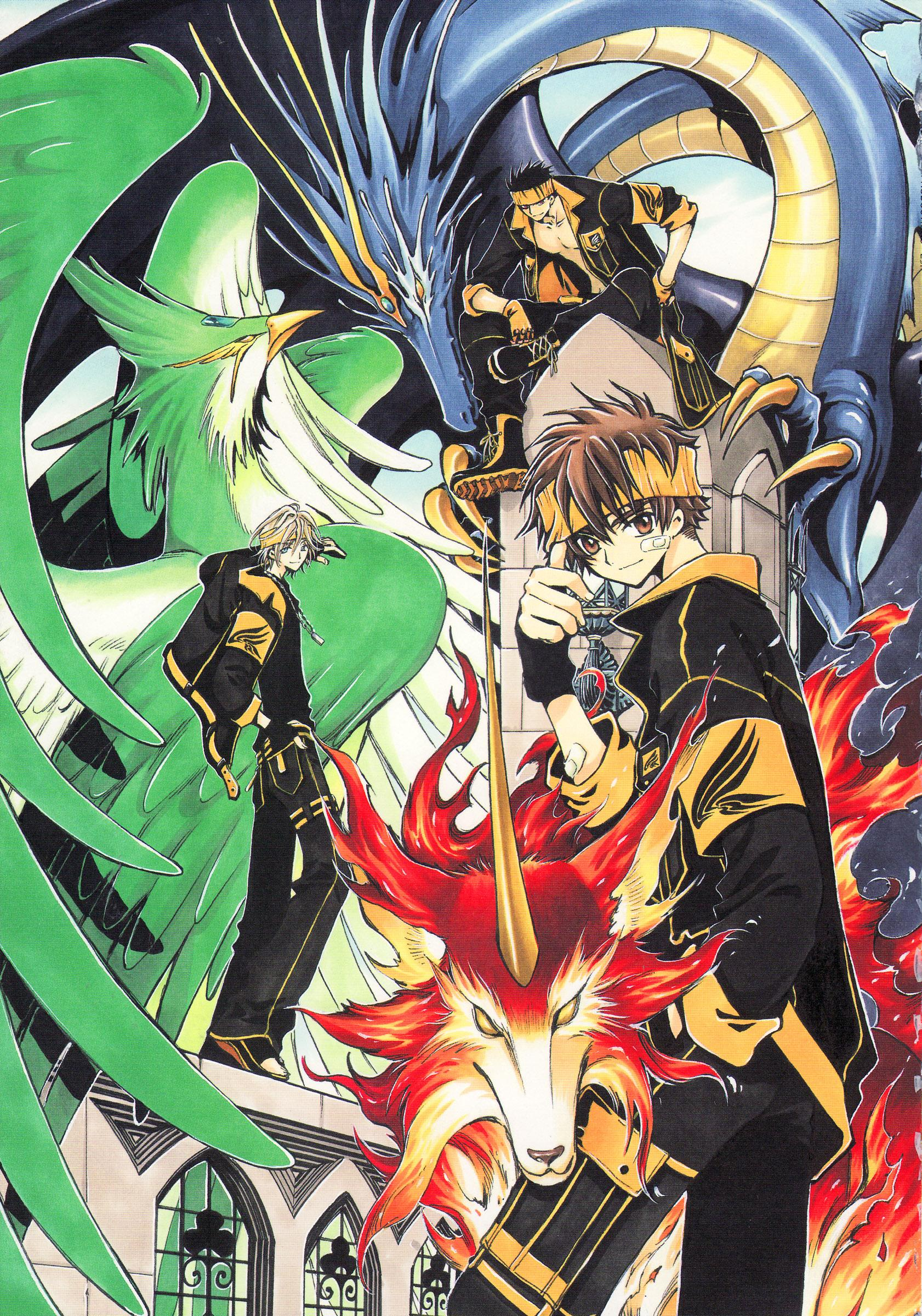 Tsubasa: Reservoir Chronicle Wallpapers, Pictures, Images