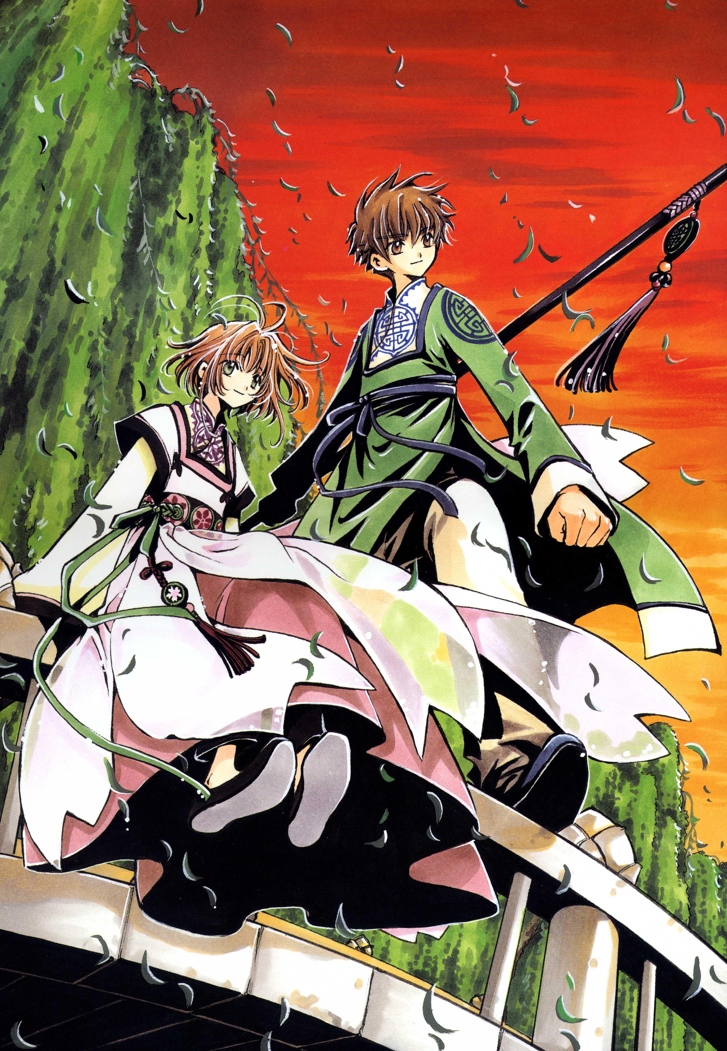 Tsubasa Reservoir Chronicle: Clamp - Tsubasa Album de Reproductions POST 22 - Minitokyo