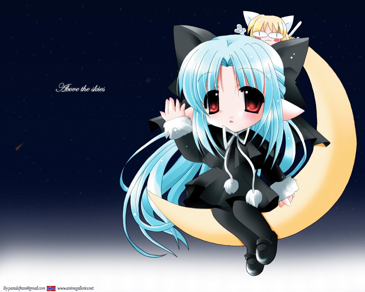 tsukihime  lunar legend moon princess  wallpaper  230078