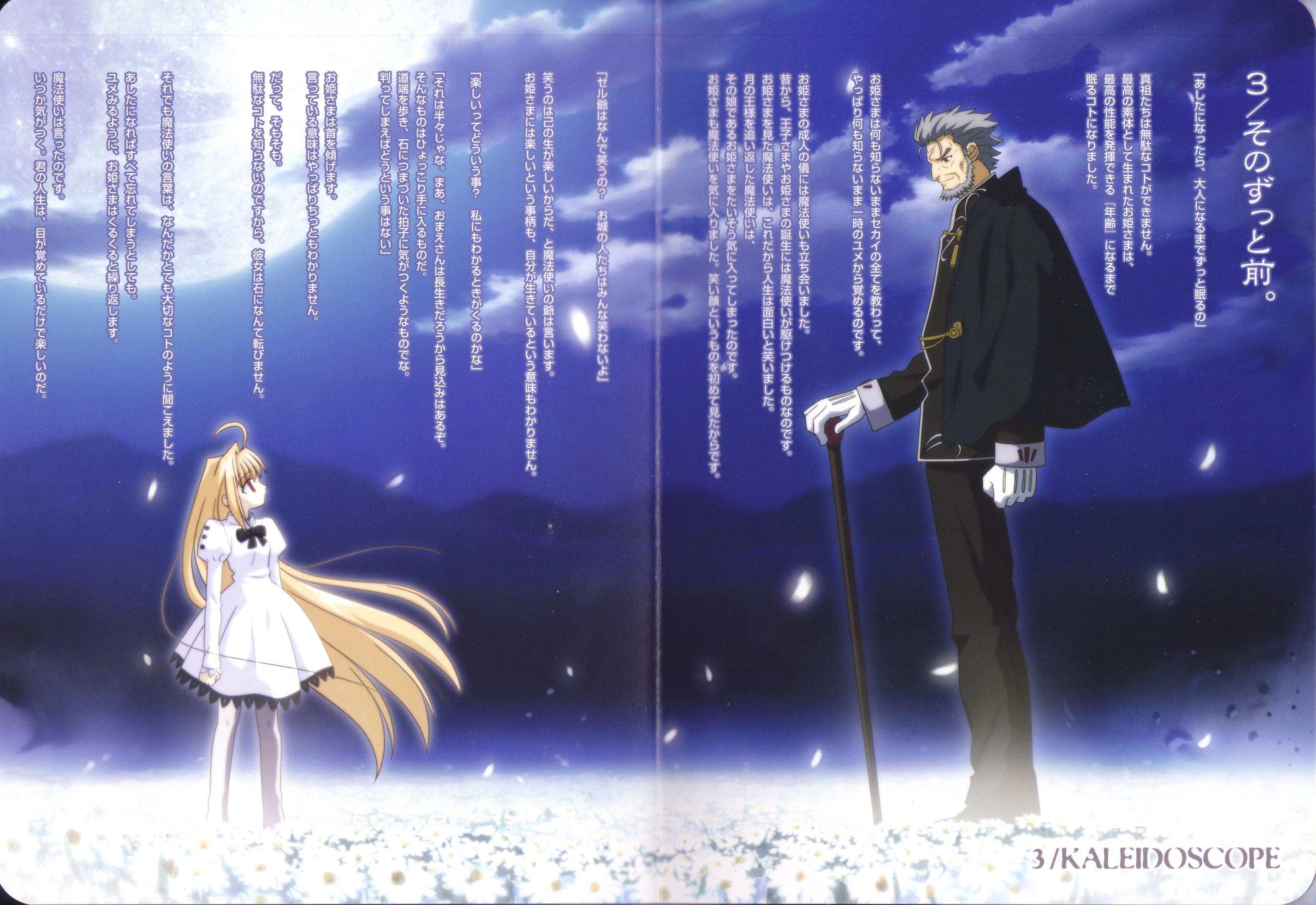 tsukihime  lunar legend moon princess  image  367391