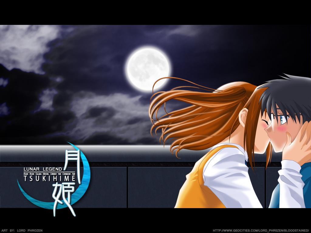 tsukihime  lunar legend moon princess  wallpaper  90351