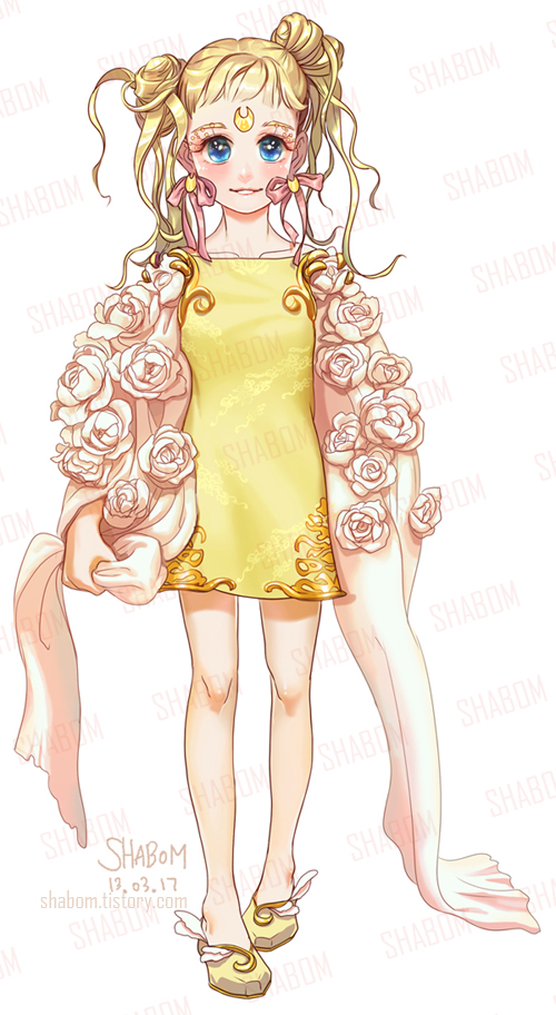 Tags: Anime, pt0317, Bishoujo Senshi Sailor Moon, Tsukino Usagi, Mobile Wallpaper, Fanart From Pixiv, Fanart, Pixiv