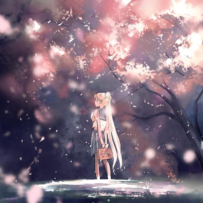 Tags: Anime, Megatruh, Bishoujo Senshi Sailor Moon, Tsukino Usagi, Kirschbaum, deviantART, Fanart From DeviantART, Fanart