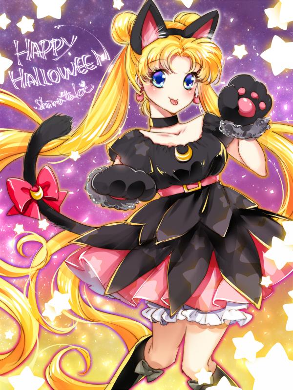 Tsukino Usagi , Bishoujo Senshi Sailor Moon , Wallpaper
