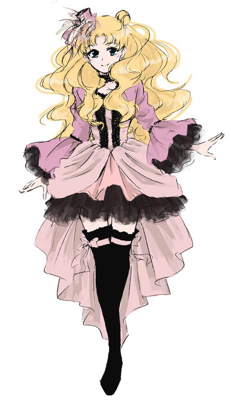 Tags: Anime, Bishoujo Senshi Sailor Moon, Tsukino Usagi, Mobile Wallpaper
