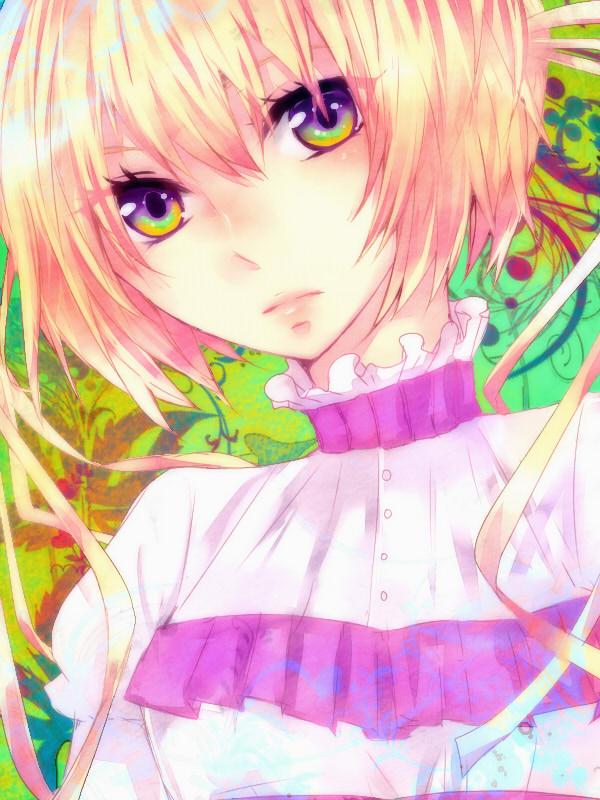 Tags: Anime, Pixiv Id 1057751, Karneval, Tsukumo (Karneval), Fanart, Pixiv