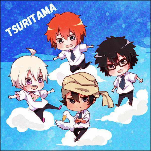 Tsuritama/#1190313 - Zerochan